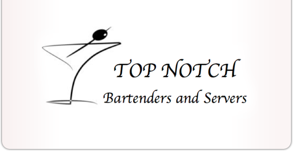Top Notch Bar Tenders and Servers